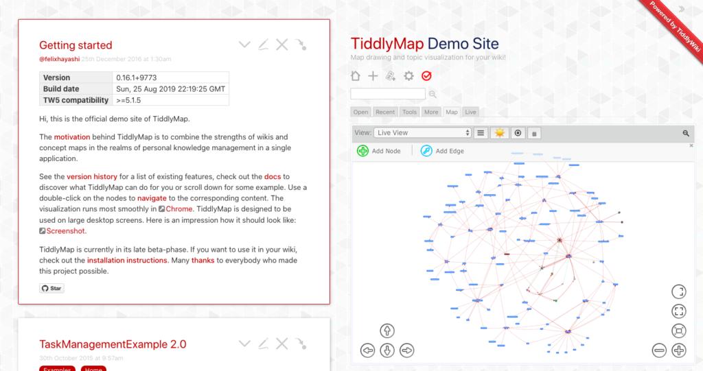 TiddlyWiki Beginner Tutorial - TiddlyMap