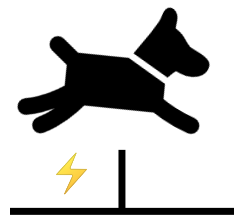 Learned helplessness icon